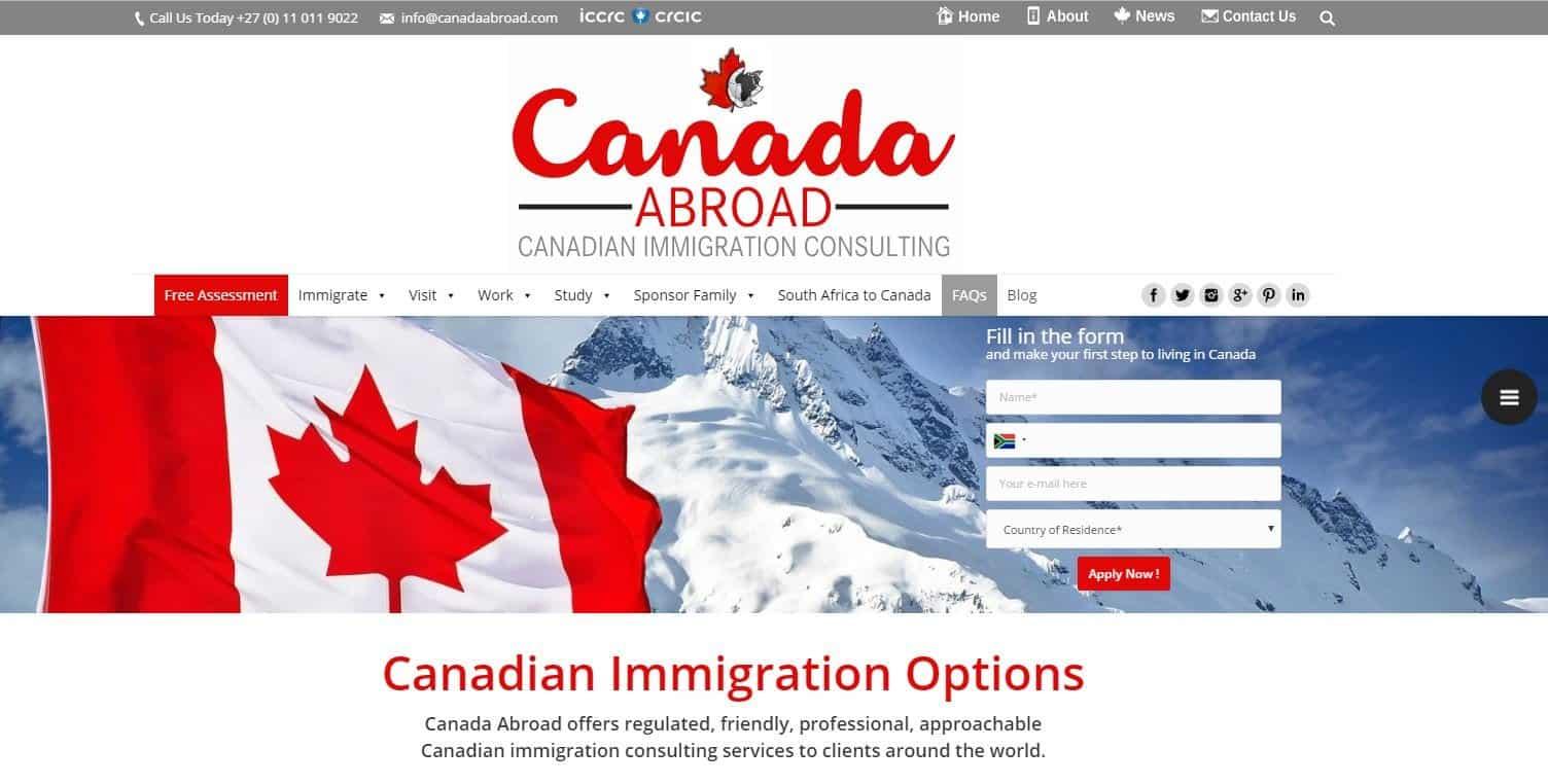 canada abroad